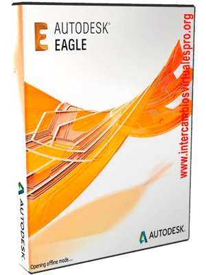 Autodesk EAGLE Premium box
