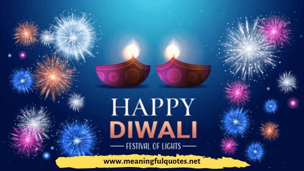 happy deepavali greetings card