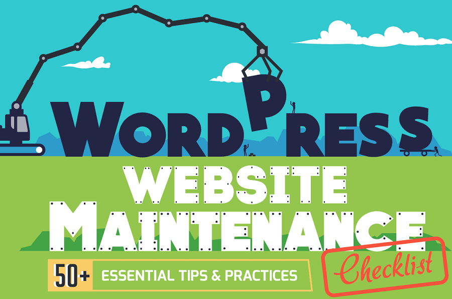 50+ WordPress Website Maintenance Best Practices