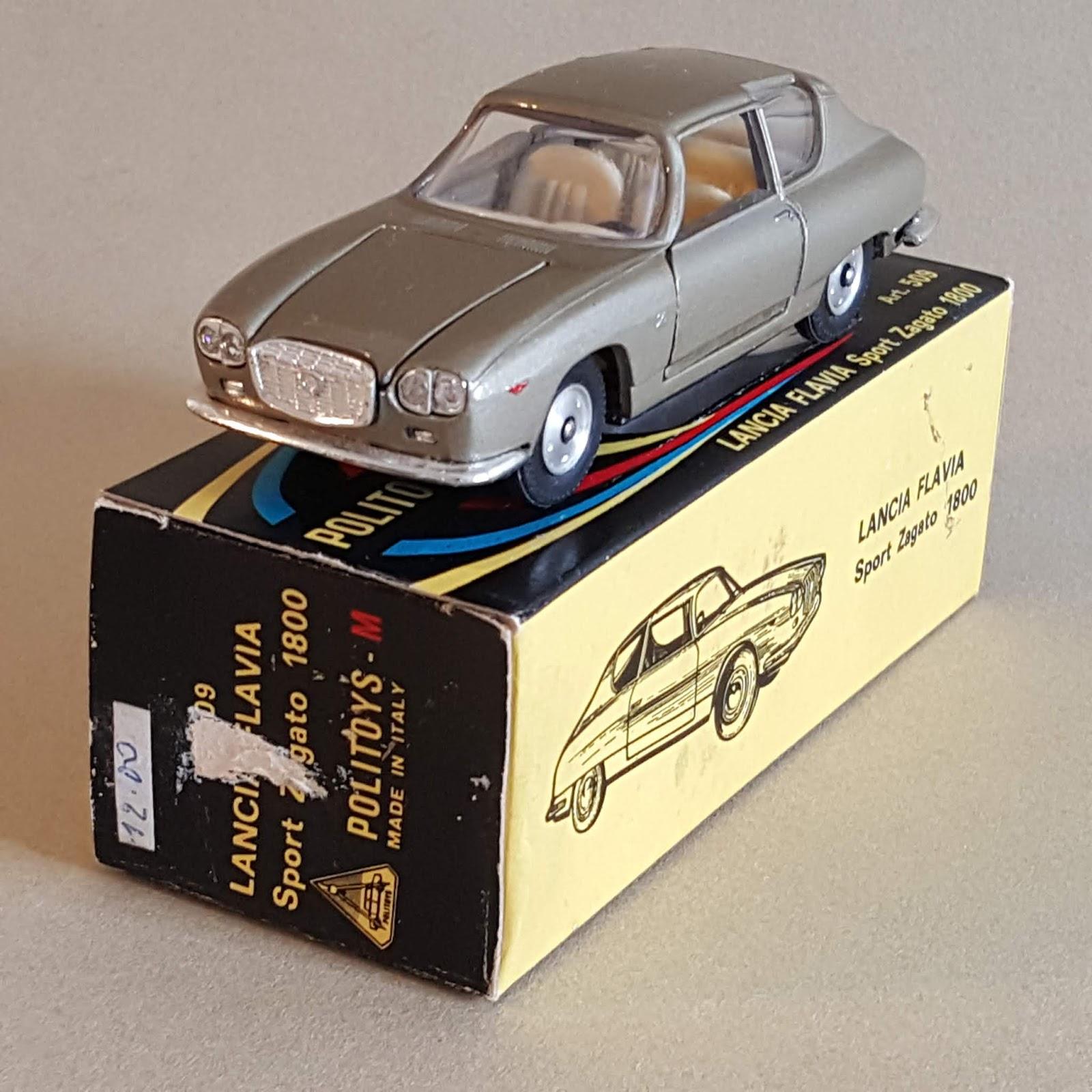 32 Reprobox Mercury Nr Lancia Flavia Coupé Pinin Farina