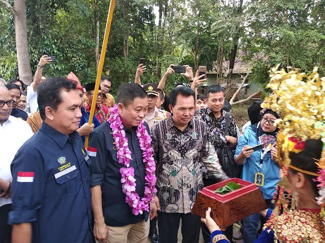 Kota Prabumulih Jargas Terbanyak Se Indonesia