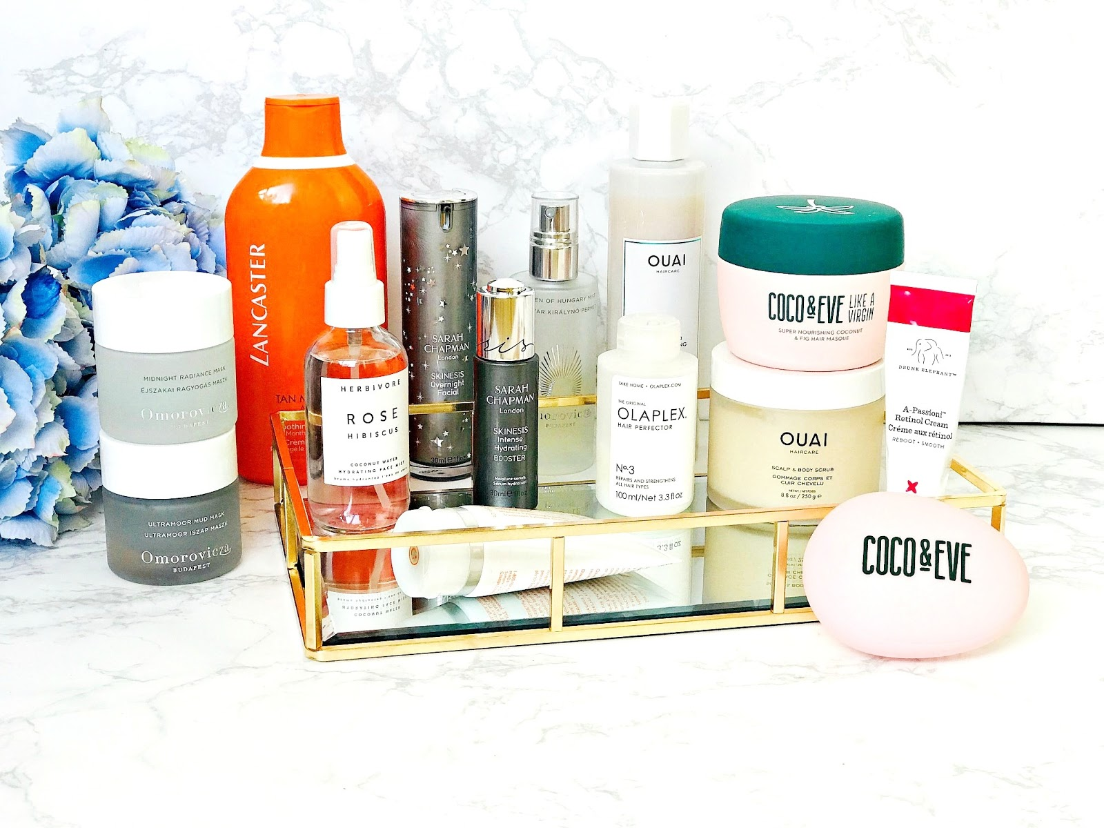 Post holiday pamper products, how to rehydrate post holiday, beat the frizz
