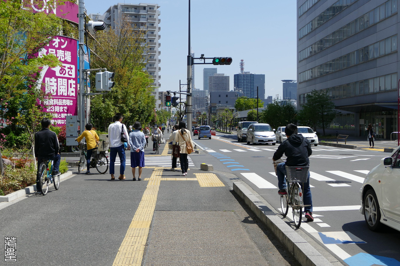 perfect comes from perfect: さいたま市・県道215号の自転車環境