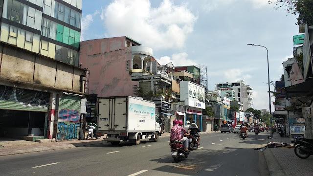 Cho thuê gấp đất mặt tiền Nguyễn Kiệm, Phường 3, Gò Vấp