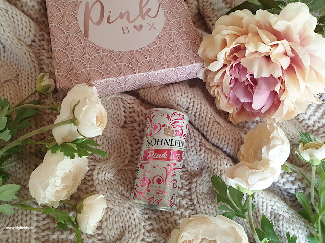 Pink Box - Dezember 2019 - unboxing