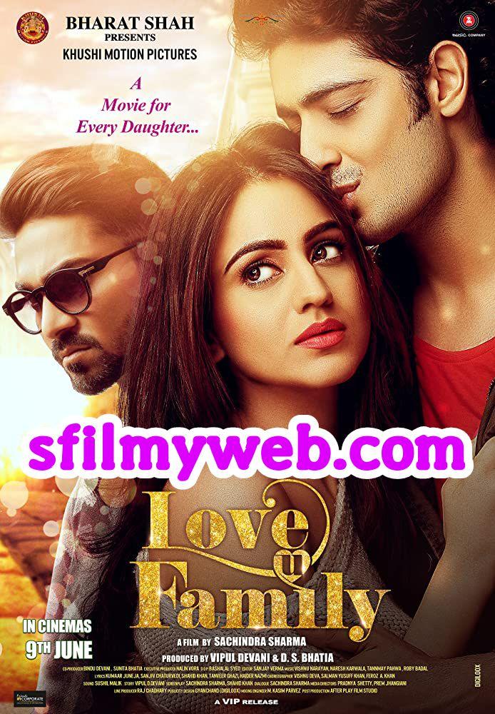 Love U Family 2017 Hindi Movie 720p HDRip 900MB Download