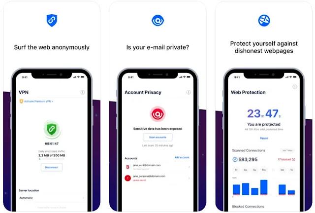 مميزات تطبيق الحماية من التجسس Bitdefender Mobile Security