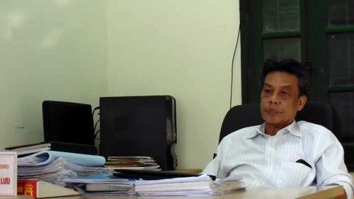"""Chủ tịch xã ở Hà Nội: """"Tao không tiếp những thằng phóng viên đầu trọc"""""""