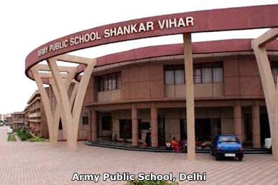 Army Public School, Delhi