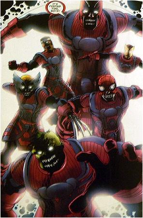 Marvel Zombies có thể đến được vũ trụ 616