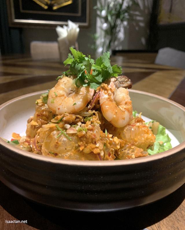 Yum Som-O Thai Pomelo Salad - RM26