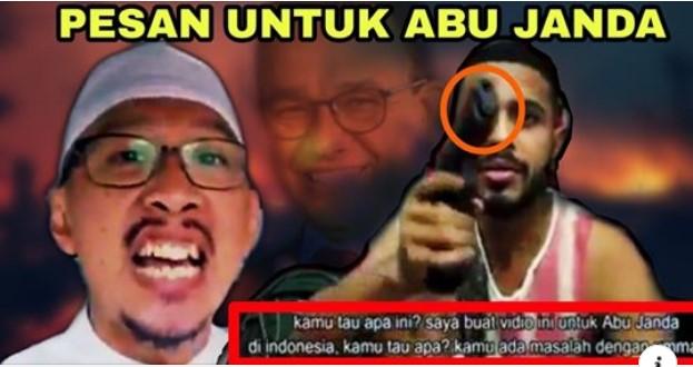 Jika Tidak Minta Maaf Pada Umat Islam, Abu Janda Bakal Dicari Orang Ini