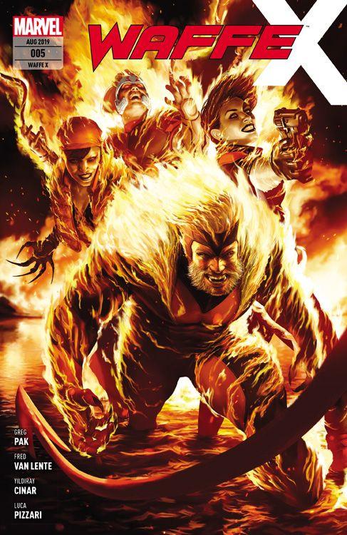 X-Men Gold Band 7 Gehasst und gefürchtet PANINI WO NOCH NIE EIN X-MAN WAR NEU