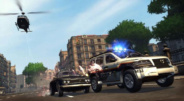 Vin Diesel Wheelman full game download free