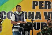 Gubernur Sanjung Bupati Lotim Dalam Menangani Kasus Virus Corona