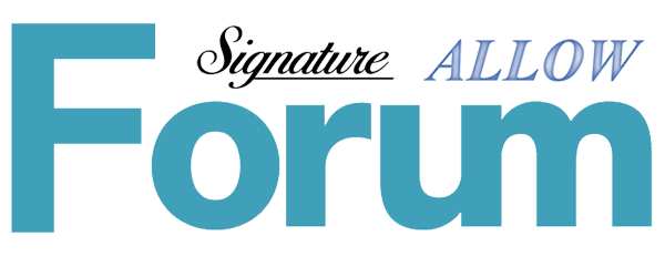 High PR Signature Allow Forum Posting Site List