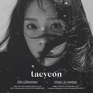 Lirik Lagu This Christmas - Taeyeon lyrics