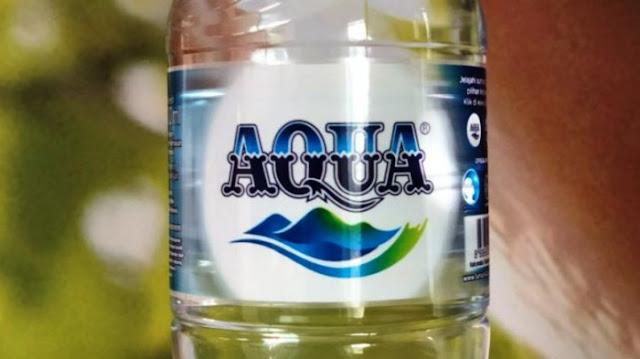 Danone Bantah Isu Adanya Kandungan Plastik di Air Kemasan Aqua