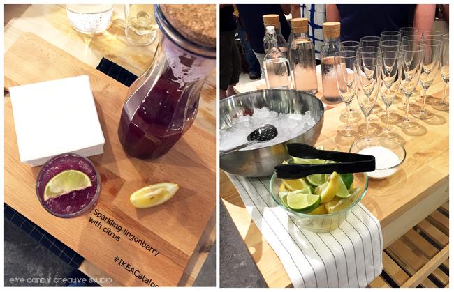 IKEA food, IKEA drinks, IKEA taste testing event, IKEA west chester
