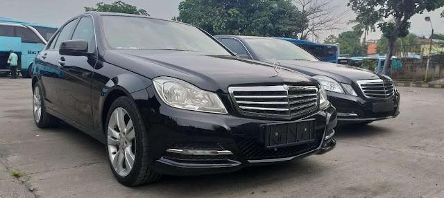 Mercedes Benz Bekas