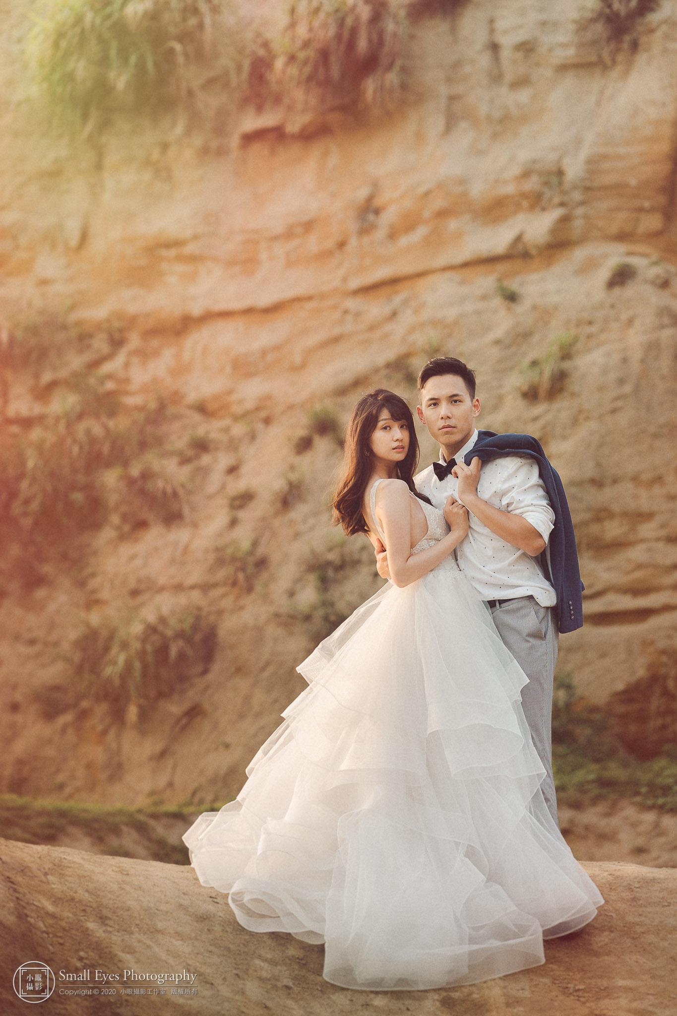 【小眼攝影自助婚紗】婚紗包套服務說明