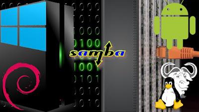 Instalación y configuración básica de un servidor samba linux