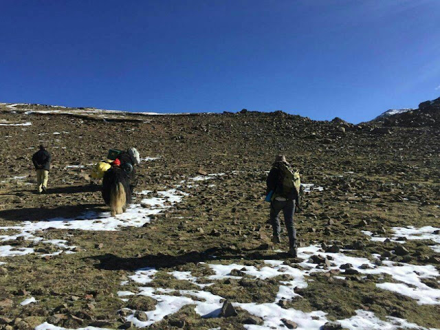 it's a wonderful journey to everest base camp  that you never want to miss.