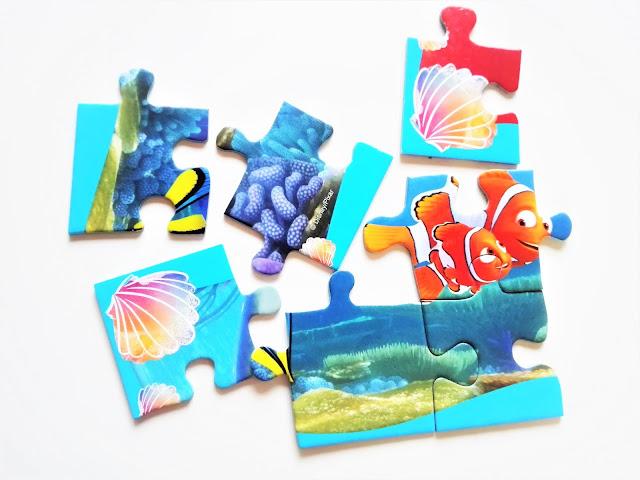 puzzle gdzie jest dory, prezent dla 4-latka