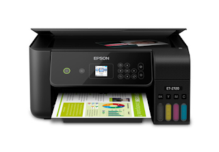 Epson EcoTank ET-2720 Driver Software Download
