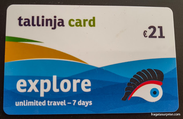 Tallinja Card, cartão do transporte público de Malta