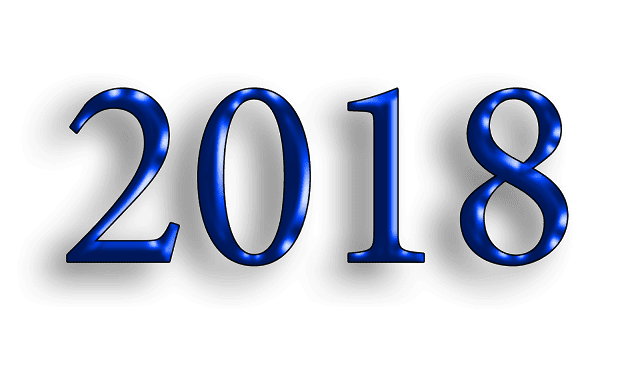 Happy-New-Year-2018-3D-Image Hindi Support