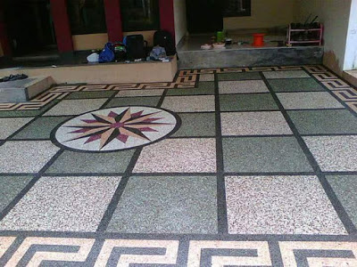 Jasa Tukang Lantai Carport Surabaya