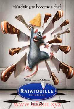 مشاهدة فيلم Ratatouille 2007 مدبلج