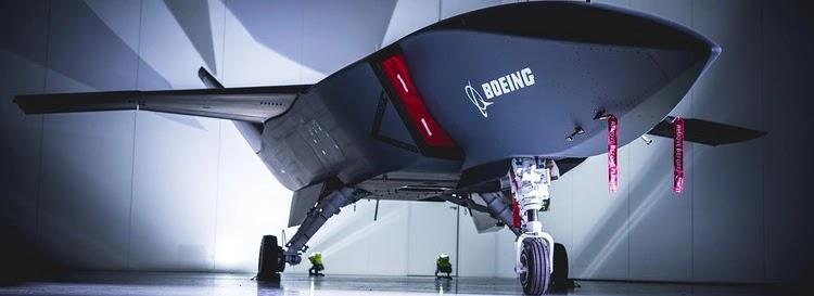Boeing Australia створила дрон зі штучним інтелектом