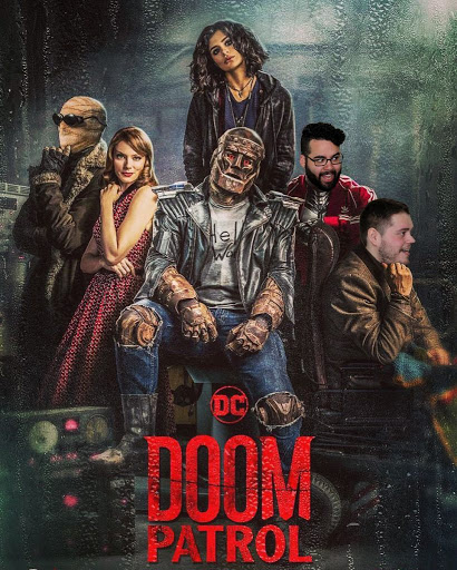 Doom Patrol [Season 1] [2019] [DVDR] [NTSC] [Subtitulado] [3 DISC]