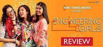 Engineering girls Web Series