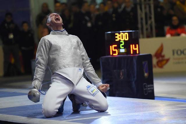 Foggia Fencing 2019. Campionati Europei Giovanili. Emanuele Nardella conquista l'oro. San Severo e la Capitanata in cima all'Europa