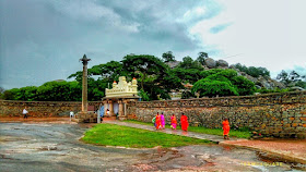 Shravanabelagola Fort, Karnataka