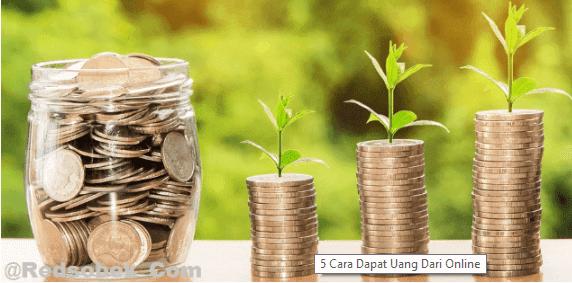 7 Cara Dapat Uang Dari Online