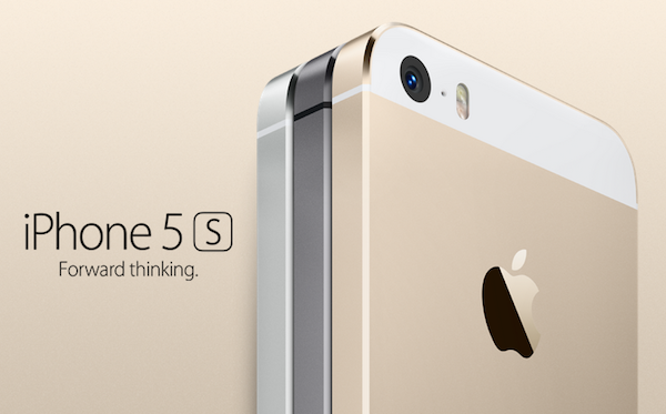 What's new on Apple iPhone 5s ?