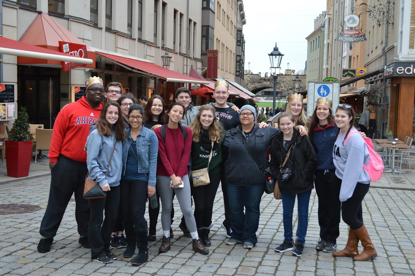 Holocaust study tour day 4 berlin dresden prague for Berlin to dresden train