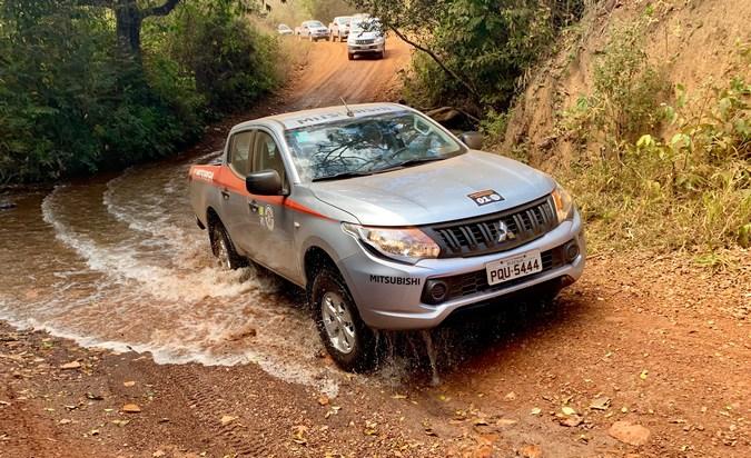 Rally dos Sertões: Mitsubishi Motors marca presença com 60% do grid e 55 picapes de apoio
