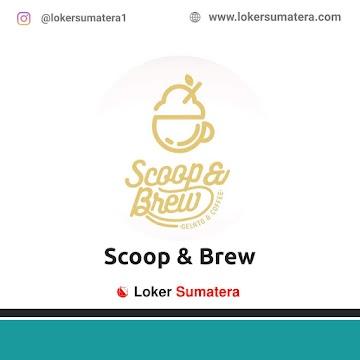 Lowongan Kerja Medan: Scoop & Brew Gelato and Coffee Mei 2021