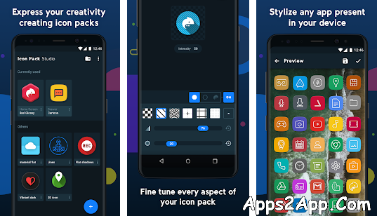 Icon Pack Studio APK v2.0 build 005 [Unlocked] [Latest]