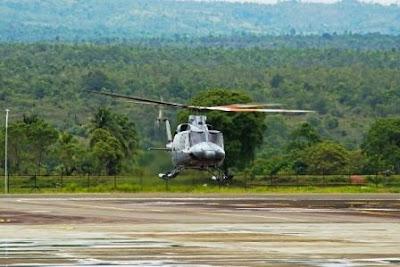 Hell HU-420 Helicopter TNI AU