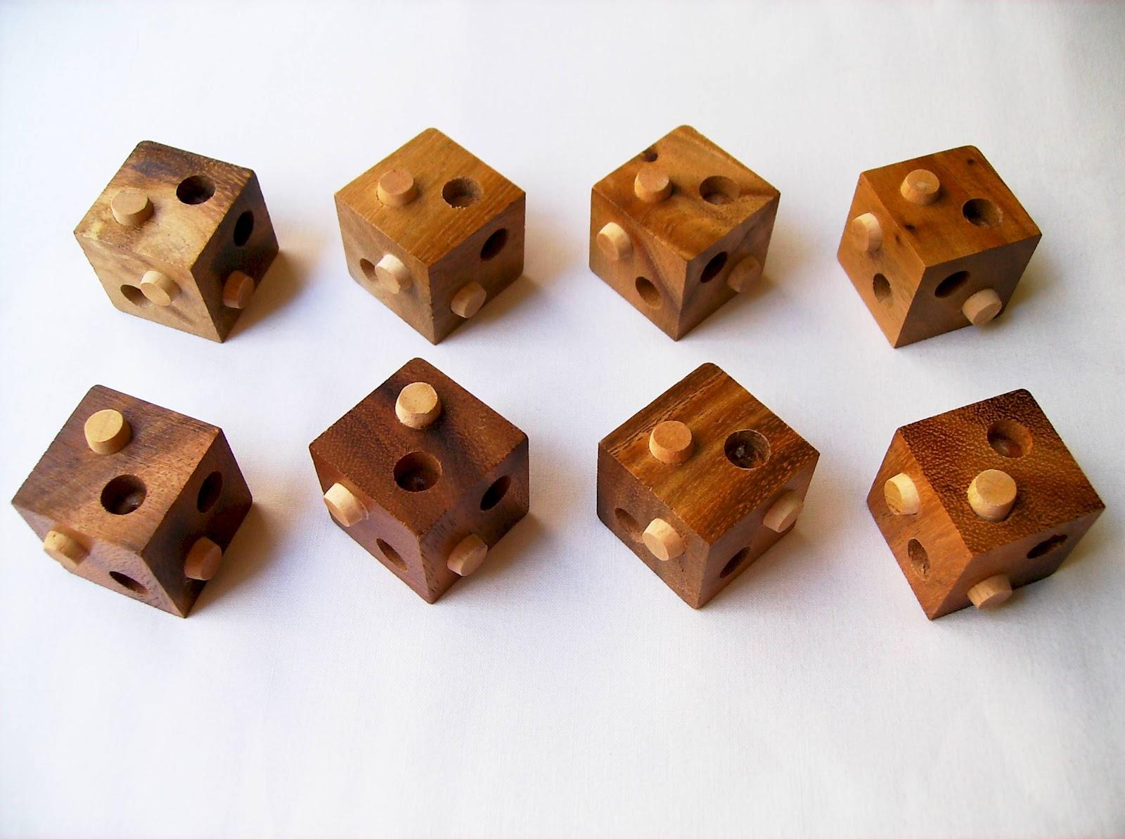 Gabriel Fernandes' Puzzle Collection: March 2012