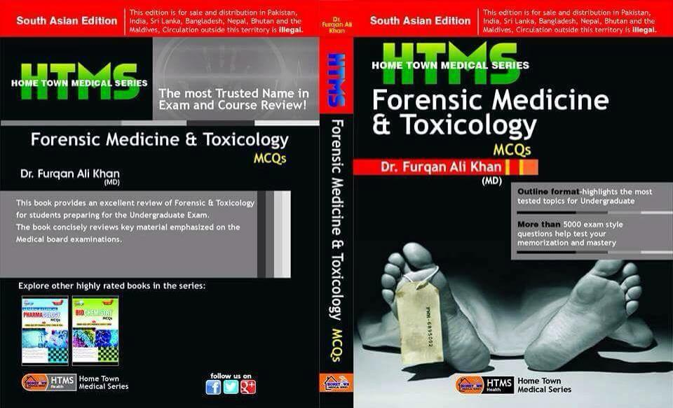 Forensic Medicine and Toxicology MCQS POOL: 2 | Forensic