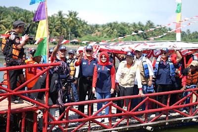 Destinasi Wisata Air Rowo Jombor Jadi Tempat Peringatan Hari Air Sedunia