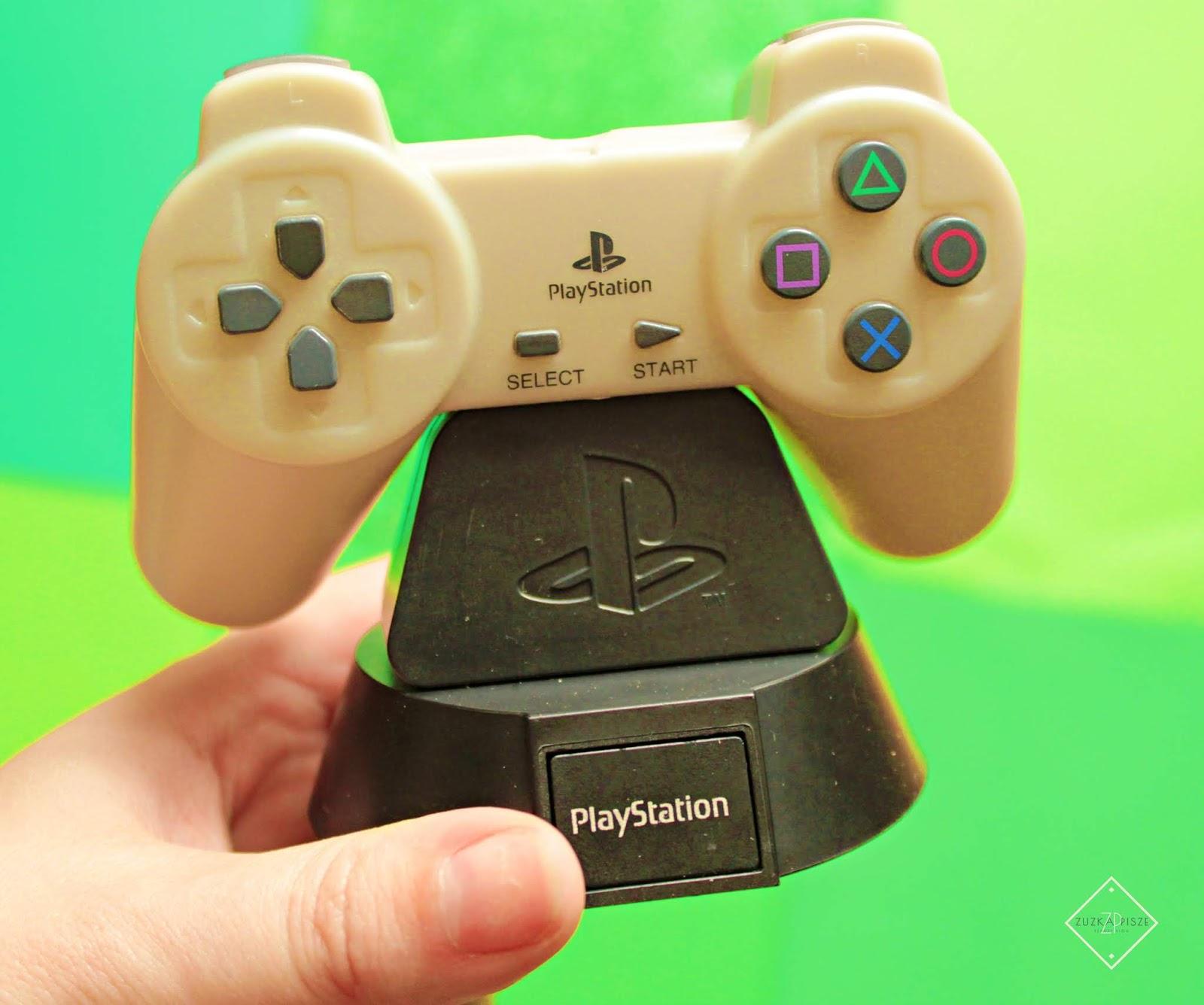 Lampka nocna PlayStation Koontroler