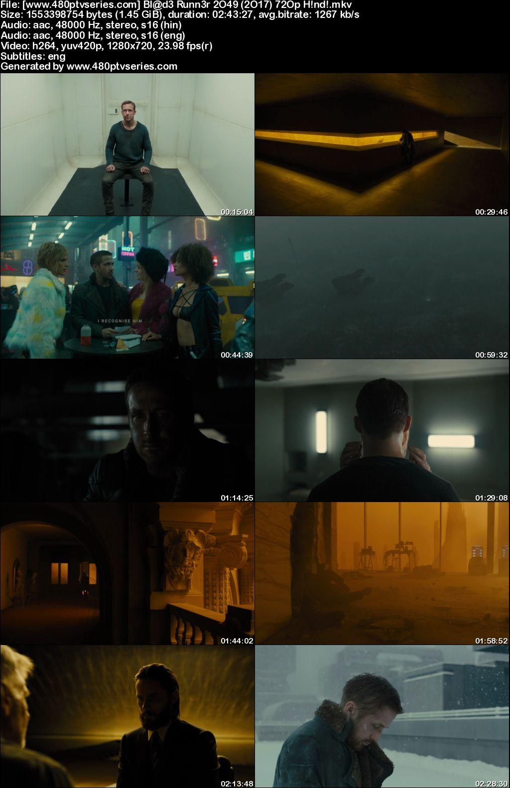 Download Blade Runner 2049 (2017) Full Hindi Dual Audio Movie Download 720p Bluray Free Watch Online Full Movie Download Worldfree4u 9xmovies